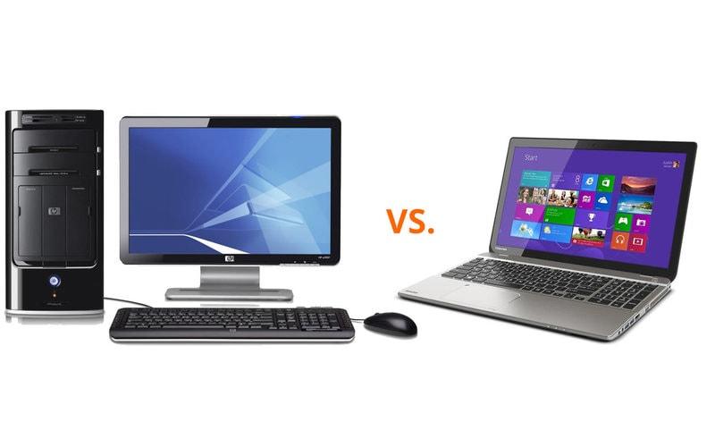 Laptop Oder Pc
