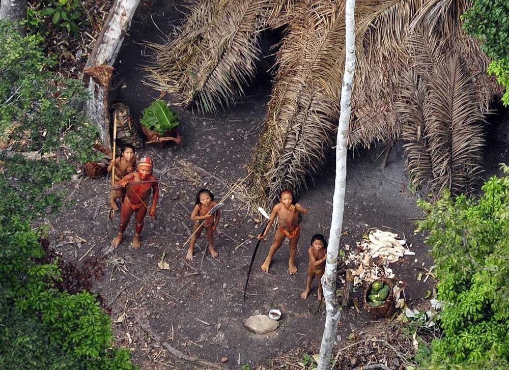 Сентинельский остров – обитель древней цивилизации