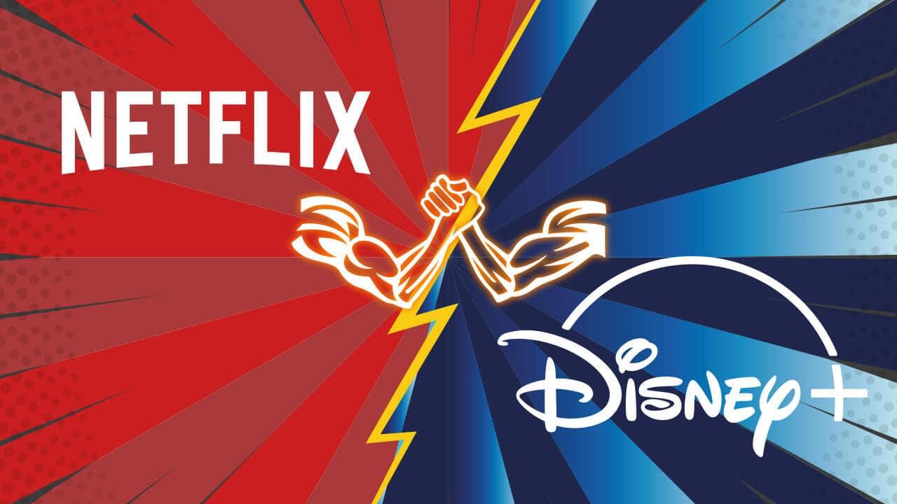 Netflix Oder Disney Plus