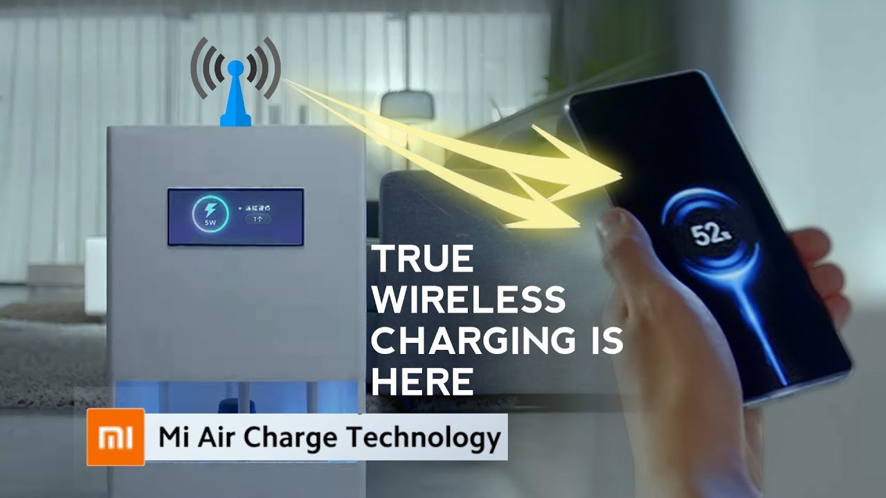 Image result for Mi Air Charge Technology air charge xiaomi